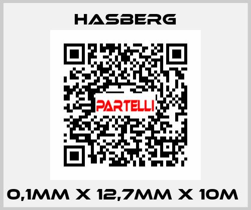 Hasberg-0,1MM X 12,7MM X 10M  price