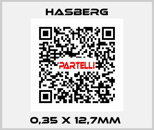 Hasberg-0,35 X 12,7MM  price