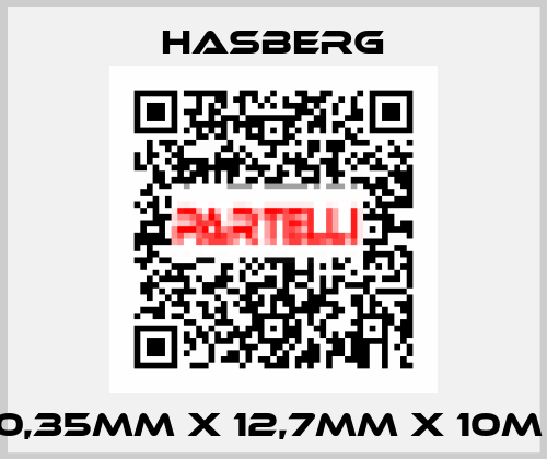 Hasberg-0,35MM X 12,7MM X 10M  price