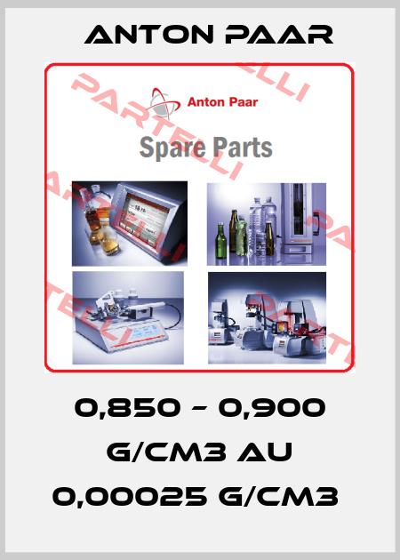 Anton Paar-0,850 – 0,900 G/CM3 AU 0,00025 G/CM3  price