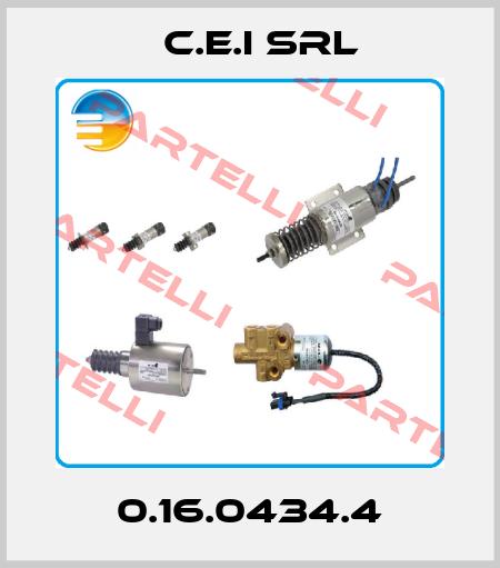 C.E.I SRL-0.16.0434.4 price