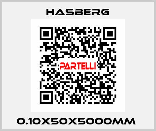 Hasberg-0.10X50X5000MM  price