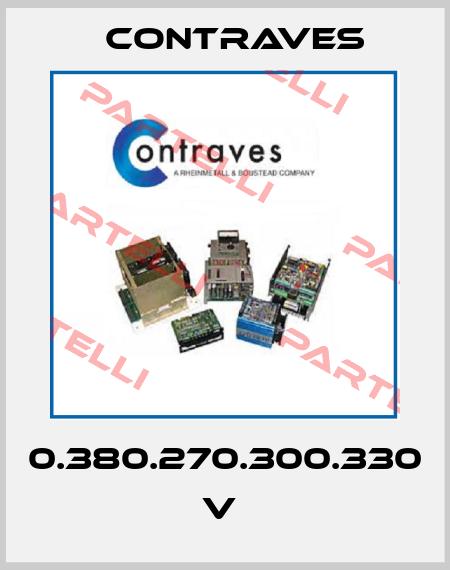Contraves-0.380.270.300.330 V  price